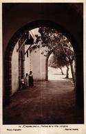 MAROC - CASABLANCA PORTES DE LA VILLE INDIGENE - Casablanca