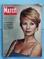 PARIS MATCH / N° 502 Du 22 Novembre 1958 / VADIM Lance Une étoile, ANNETTE, Sa Femme / LA LEUCEMIE - Algemene Informatie