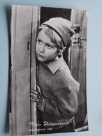"SVEN LUNDBERG I/d Hafbo Film "" Niels HOLGERSSON'S Wonderbare Reis "" ( Uitg. ?) Anno 19?? ( Zie / Voir Photo ) ! - Artistes"