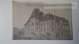 D165359 Romania    Romania Focsani Palatul Administrativ - Feldpost -Tábori Posta M. Kir. Honvéd Gylaogezred WWI PU 1914 - Rumania
