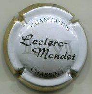 CAPSULE-CHAMPAGNE LECLERC-MONDET N°15 Contour Or - Autres