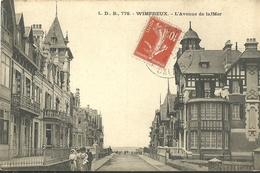 Wimereux L Avenue De La Mer - France