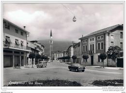 CORDIGNANO:  VIA  ROMA  -  FOTO  -  FG - Treviso