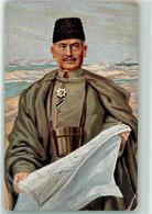 39188922 - Generalfeldmarschall Otto Liman Von Sanders  Landkarte Orden - Sin Clasificación