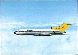 Cp Boeing 727-30 Europa Jet, Condor, Passagierflugzeug - Aerei