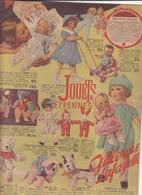 """Catalogue """"Galeries Lafayette"""" Jouets étrennes 1939 - Advertising"""