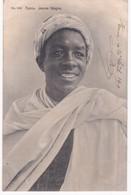 Tunisie -  TUNIS -  Jeune Nègre - 1909 - Africa