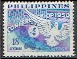 PHILIPPINES  # FROM 1950  STAMPWORLD 528 - Philippines