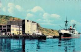 SAINT PIERRE ET MIQUELON LE FRIGORIFIQURE CPSM CIRCULEE SOUS ENVELOPE - Saint-Pierre-et-Miquelon