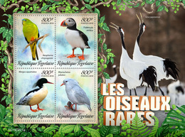 TOGO 2019 - Puffin, Rare Birds. Official Issue - Oiseaux