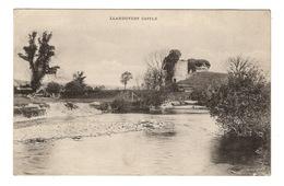 PAYS DE GALLE - LLANDOVERY Castle - Carmarthenshire