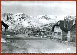 Andorre     CPSM  De VALLS D'ANDORRA Pas De La Casa Poste Frontière   Joli Plan   Bon état (timbre Décollé) - Andorra