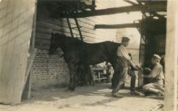 LEFOREST CARTE PHOTO ALLEMANDE 1915 - France