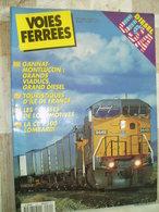VOIES FERREES NO 90- 08/1995-VOIR SOMMAIRE- - Trains