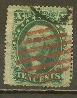 ETATS UNIS D'AMERIQUE - N° 13 - - Cote 60 € - George Washington