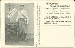 BROCHART Champion Du Monde (marche Liège 1903) - Non Classés