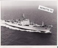 DUNKERQUE -- ACF -- Chantiers De France -- Photo Du NARVAL  N° 96-- Construit En 1968 - Boats