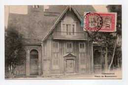 - CPA TANANARIVE (Madagascar) - Palais De Manampisoa 1911 - Edition GUYARD - - Madagascar