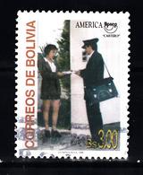 Bolivia 1998 Mi Nr  1367  Postbode -1 - Bolivië