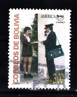 Bolivia 1998 Mi Nr  1367  Postbode -2 - Bolivië