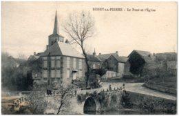21 BISSEY-la-PIERRE - Le Pont Et L'église - Altri Comuni