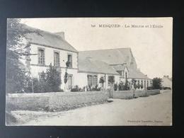 MESQUER - La Mairie Et L'Ecole - Mesquer Quimiac