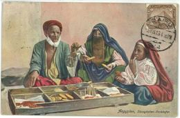 Aegypten, Süssigkeiten Verkäufer (Egypte : Vendeurs De Bonbons) - Cairo