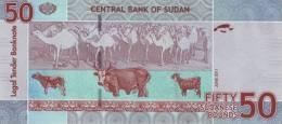 SUDAN P. 75a 50 P 2011 UNC - Sudan