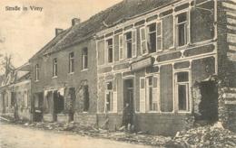 VIMY CARTE ALLEMANDE 1916 - France