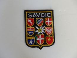 Ecusson Tissu Savoie (73). - Escudos En Tela