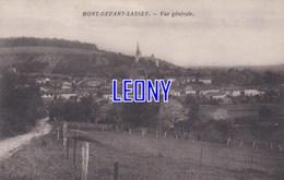 CPA De MONT DEVANT SASSEY (55) - VUE GENERALE - France