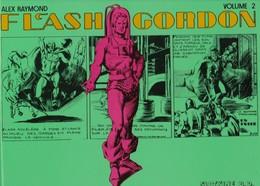 B D Flash Gordon -  N° 2 Couverture  Cartonnée  - Réedition -1980 - état Neuf - Otras Revistas