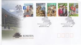 Australia 2010 Kokoda FDC - FDC