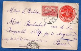 Turquie--  Entier Postal  - Pour Paris  -  7/3/1914 - Lettres & Documents