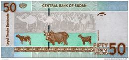 SUDAN P. 75c 50 P 2015 UNC - Sudan