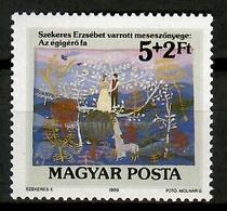 Hungary 1989 Hungría / Youth Charity MNH Caridad Juventud / Cu12038  18-27 - Infancia & Juventud