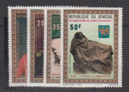 SENEGAL   1971           PA       N .  104  /  107         COTE   8 , 00      EUROS   ( W 81 ) - Senegal (1960-...)