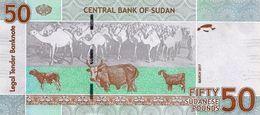 SUDAN P. 75d 50 P 2017 UNC - Sudan