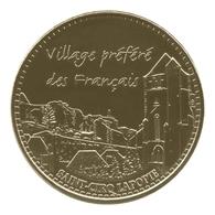 Monnaie De Paris , 2013 , Saint-Cirq-Lapopie , Village Préféré Des Français - Monnaie De Paris