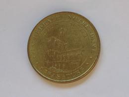 Monnaie De Paris 2001  - STRASBOURG - CATHÉDRALE NOTRE-DAME  **** EN ACHAT IMMEDIAT  **** - Monnaie De Paris