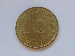 Monnaie De Paris 2001  - MONACO - MUSÉE OCÉANOGRAPHIQUE  **** EN ACHAT IMMÉDIAT  **** - Monnaie De Paris