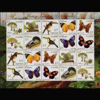 SALVADOR 2006 - Scott# 1644K Sheet-Fauna MNH - El Salvador