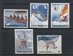 Greece 1983 Sports MUH/CTO - Greece