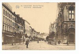 Kortrijk (Courtrai)  ( M 4882 )  Marchand De Glace Et Agent De Police Ou Gendarme TOP - Kortrijk