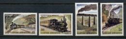 Greece 1984 Greek Railway Cent. MUH - Griekenland