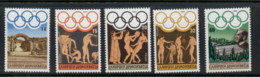 Greece 1984 Summer Olympics MUH - Greece