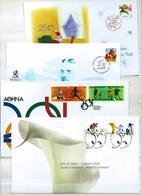Canadá - LOTE (4 Sobres Primer Día) - First Day Covers