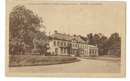 Mont -   Saint - Guibert  ( M 4510 )  Château De Bierbais  ( Pub Sur Dos ) - Mont-Saint-Guibert