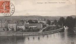***  24  ***   TERRASSON  Le Brasset - Timbrée TTB - Sonstige Gemeinden