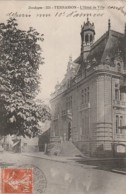 ***  24  ***  TERRASSON  L'hotel De Ville - Bien Timbrée TTB - Autres Communes